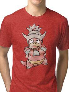 Pixel Slowking!  Tri-blend T-Shirt