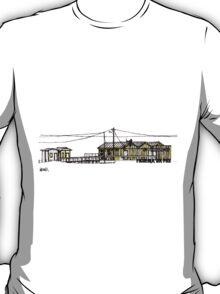 Figueira da Foz - Yellow Beach Bar T-Shirt