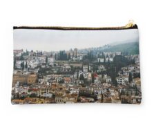 Homes on a hill Studio Pouch