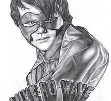 Mike-Ro-Wave by artbytaruv