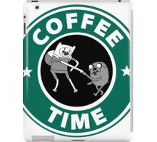 Coffee Time (Adventure Time)  iPad Case/Skin