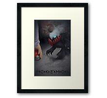 Pokemon Darkrai  Framed Print