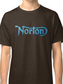 NORTON DISTRESSED RETRO VINTAGE Classic T-Shirt