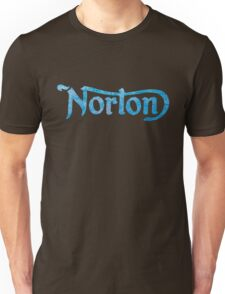 NORTON DISTRESSED RETRO VINTAGE Unisex T-Shirt