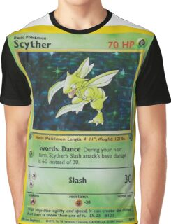 Scyther Graphic T-Shirt
