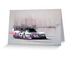 XJR11 Greeting Card