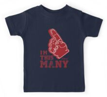 This Many One by lilterra.com Kids Tee