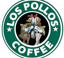 Los Pollos Coffee (Breaking Bad) by Alisha Mumby