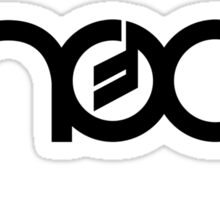Moog. Sticker
