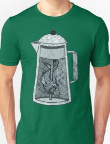 There was a fish in the percolator T-Shirt