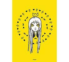 All Seeing Princess Photographic Print
