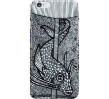 There was a fish in the coffeepot iPhone Case/Skin