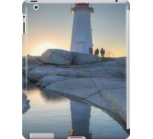 Peggy's Cove Lighthouse iPad Case/Skin