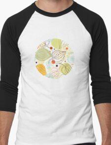 Light autumn Men's Baseball ¾ T-Shirt