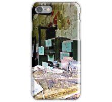 Green Cabinet iPhone Case/Skin