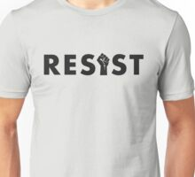Resist (Fist) Unisex T-Shirt