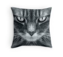 Come Closer Throw Pillow