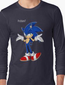 Sonic The Hedgehog Long Sleeve T-Shirt