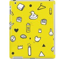 Everyday items iPad Case/Skin