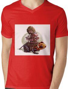 Flower Shop  Mens V-Neck T-Shirt
