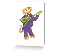 Hot Licks Greeting Card