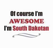 South Dakota Is Awesome Kids Clothes