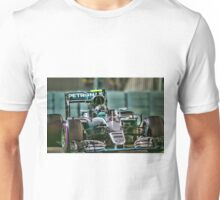Nico Rosberg Formula 1World Champion 2016 Unisex T-Shirt