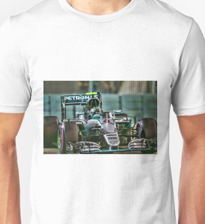 Nico Rosberg Formula 1World Champion 2016 Unisex T-Shirt