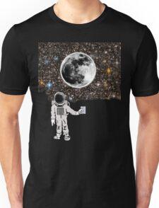 Space Night Lights Unisex T-Shirt