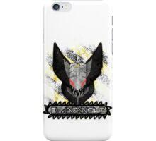 Blade Wolf [Damaged] iPhone Case/Skin