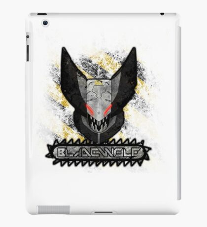 Blade Wolf [Damaged] iPad Case/Skin