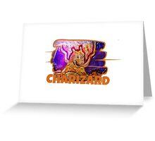 Epic Charizard Streetart Tshirts + More ' Pokemon ' Greeting Card