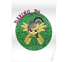 DaringDoGlitter Poster