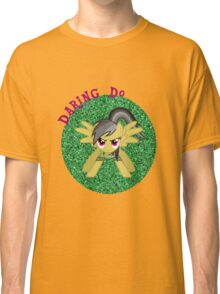 DaringDoGlitter Classic T-Shirt
