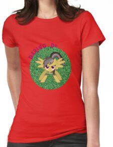 DaringDoGlitter Womens Fitted T-Shirt