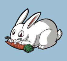 Omnomnom Carrot Bunny Baby Tee