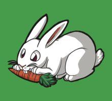 Omnomnom Carrot Bunny by Eevachu