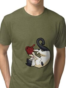 Tybalt's Yarn Tri-blend T-Shirt