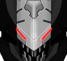 Blade Wolf Sticker