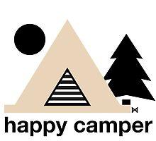 Happy Camper by missmarneyg