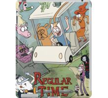 Regular Time iPad Case/Skin