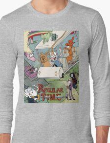 Regular Time Long Sleeve T-Shirt