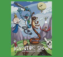 Adventure Show One Piece - Short Sleeve