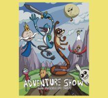 Adventure Show Kids Tee