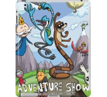 Adventure Show iPad Case/Skin