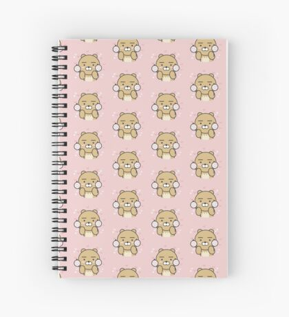 BTS x Ryan Spiral Notebook