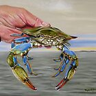 Crab Fingers by Phyllis Beiser