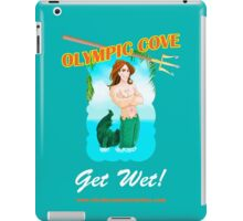 Olympic Cove - Get Wet! iPad Case/Skin