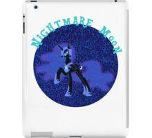 NightmareMoonGlitter iPad Case/Skin