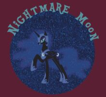 NightmareMoonGlitter by jadiekinseth